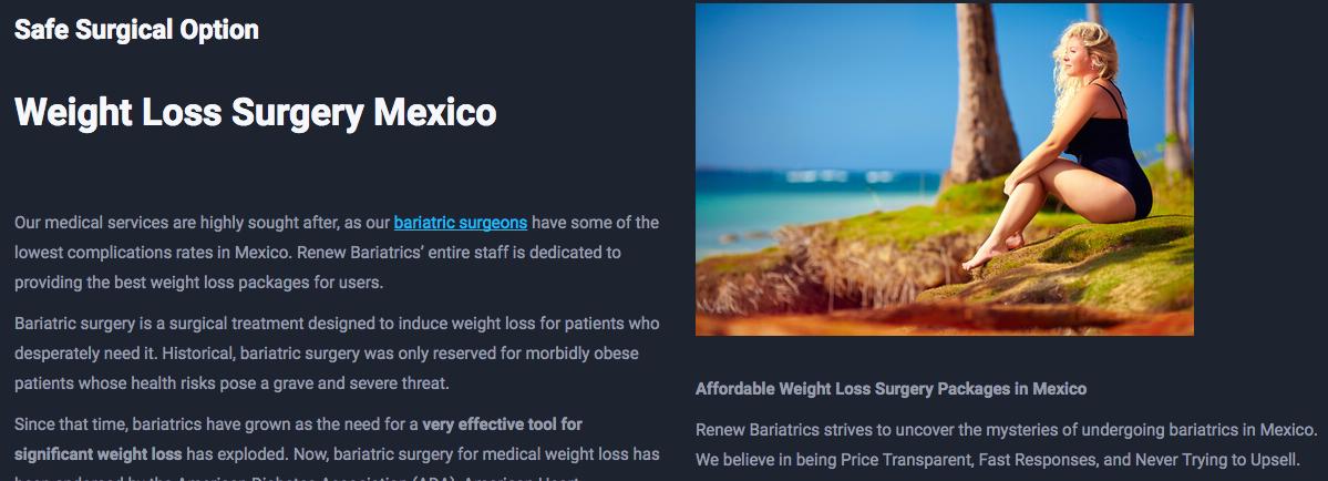 Renew Bariatrics Reviews