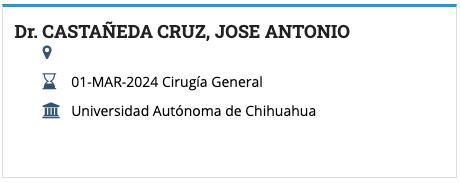 Dr. Jose Castaneda Board-Certification