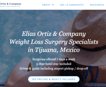 Elias Ortiz & Company Screenshot